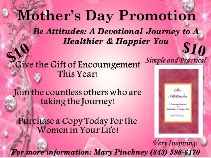 Mother's Day Promotion~ $10 Special!